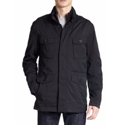 City Rain 2-in-1 Utility Jacket by Cole Haan in The Flash