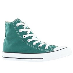 CT Hi Forest Green Womens Trainers Sneakers by Converse in The Fault In Our Stars