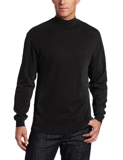 Men's Timberline Mock Turtleneck Sweater by Pendleton in Captain America: The Winter Soldier
