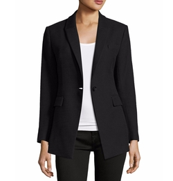 Etiennette Item Canvas Sport Jacket by Theory in Power