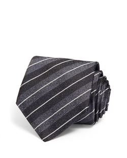 Twisted Cable Stripe Classic Tie by John Varvatos Star USA in The Flash