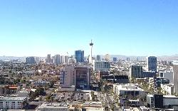 Nevada, USA by Las Vegas in Godzilla