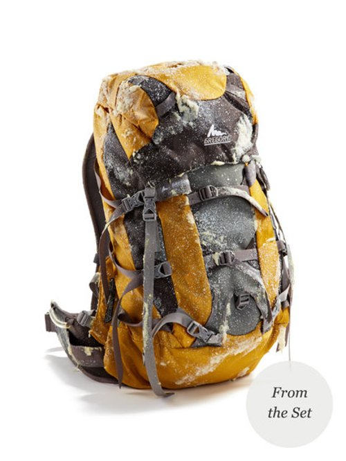 Hiking Backpack by Gregory in The Secret Life of Walter Mitty