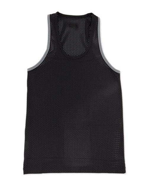 Mesh Racerback Tank Top by 2xist in Lucy