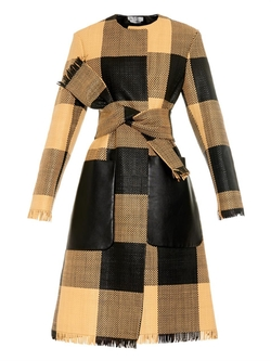Platani coat by Sportmax in The Finest Hours