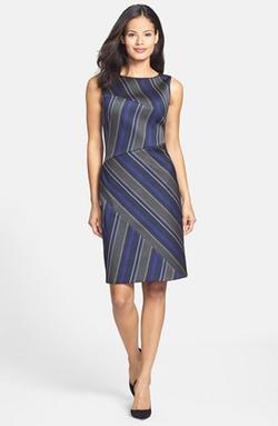 Delmira Dress by Hugo Boss in Scandal