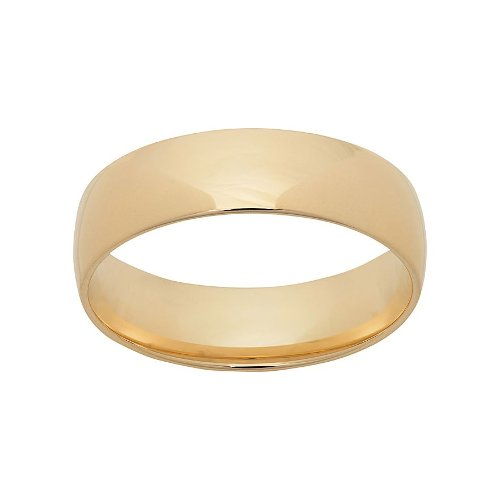 Gold Wedding Band by Kohl's in Shutter Island