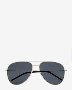 Classic 11 Aviator Sunglasses by Saint Laurent in Keeping Up With The Kardashians