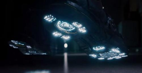 Custom Made Caine Shoes (Caine) by George Hull (Lead Conceptual Designer) in Jupiter Ascending