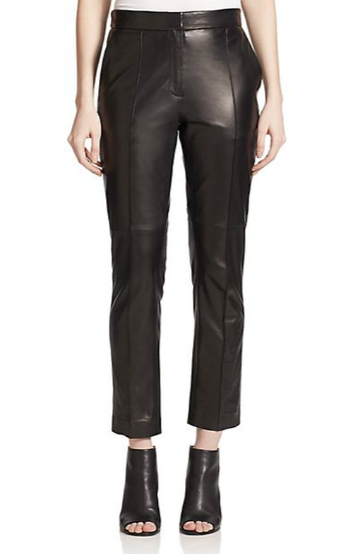 Great Leather Pants by Iro in Tomorrow Never Dies