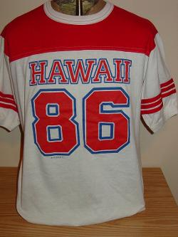 Hawaii Jersey T-Shirt by Alore in Neighbors