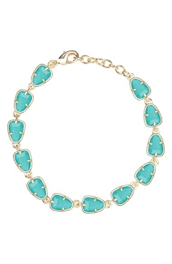 'Susanna' Stone Line Bracelet by Kendra Scott in The Visit