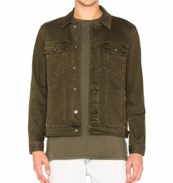 Rourke Jacket by Barney Cools in Empire