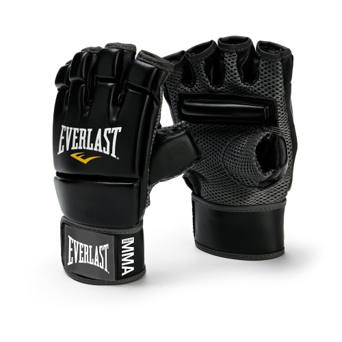 Kick Boxing Gloves by Everlast in Barely Lethal