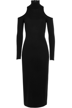 Wool Dress by Balmain in Keeping Up With The Kardashians