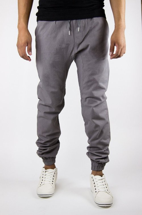 Drop Crotch Jogger Pants by Swagger Wear Co in John Wick