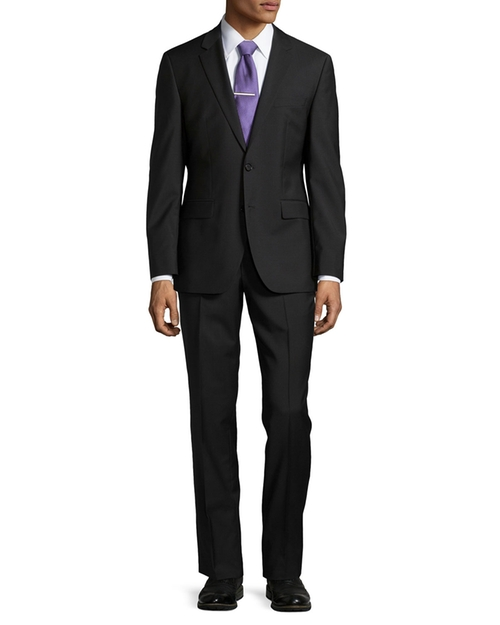 Grand Central Solid Two-Piece Suit by Hugo Boss in Mission: Impossible - Ghost Protocol