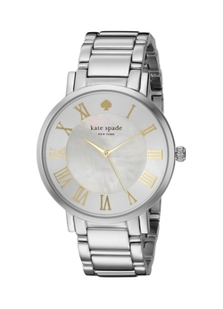 Women's Gramercy Grand Stainless Steel Watch by Kate Spade New York in She's Funny That Way