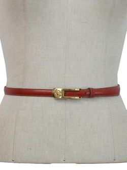 Anne Klien Belt by Rusty Zipper in Vacation