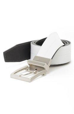 Reversible Leather Belt by Nike in Shutter Island