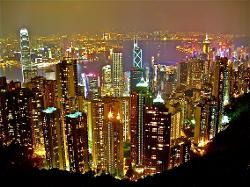 Hong Kong by Hong Kong in Transformers: Age of Extinction