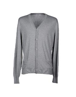 Men's Cardigan by Kangra Cashmere in Addicted