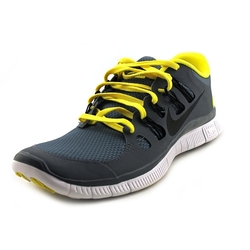 Men's Free 5.0+ Running Shoe by Nike in Poltergeist