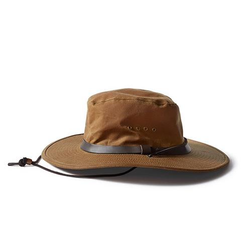 Tin Cloth Bush Hat by Filson in Dawn of the Planet of the Apes