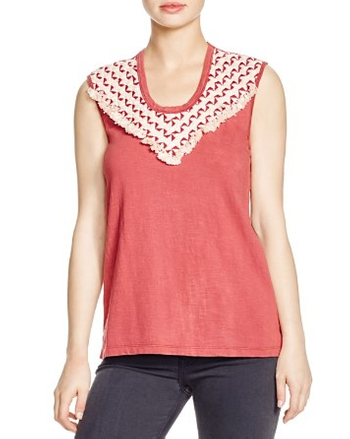 Joan Sleeveless Tee by Pepin in Rosewood - Season 1 Episode 10