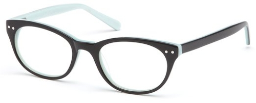 Kids Prescription Eyeglasses by Dalix in Southpaw