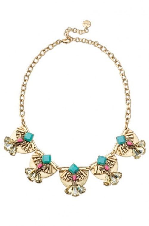 Devina Necklace by Stella & Dot in Pretty Little Liars