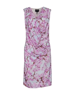 Floral Knee Length Dress by Roberto Cavalli in Freaky Friday