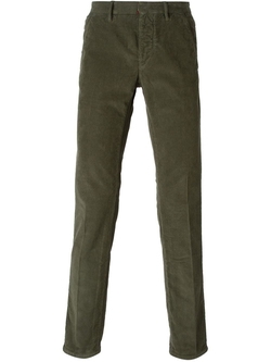 Corduroy Trousers by Incotex in Elementary