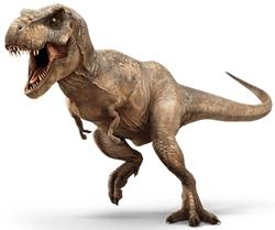 Tyrannosaurus Rex by InGen in Jurassic World