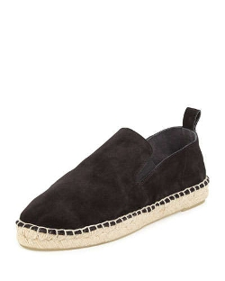 Robin Suede Espadrille Flat Loafers by Vince in Fantastic Four