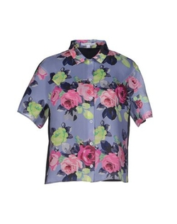 Techno Fabric Shirt by Carven in American Pie