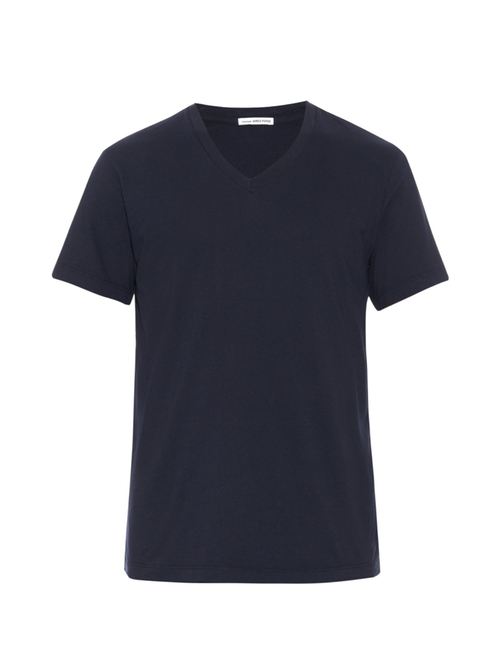 V-Neck Jersey T-Shirt by James Perse in Arrow - Season 4 Episode 5