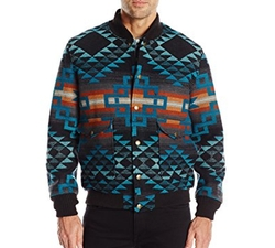 Men's the Gorge Jacket by Pendleton in New Girl