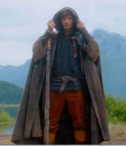 Custom Made Medieval Tunic (Tom Ward) by Jacqueline West (Costume Designer) in Seventh Son