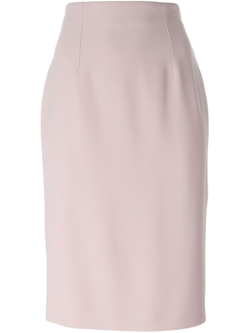 Classic Pencil Skirt by Alexander McQueen in Suits