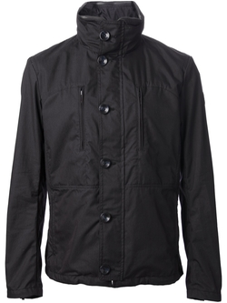 Button Up Jacket by Armani Jeans in Arrow