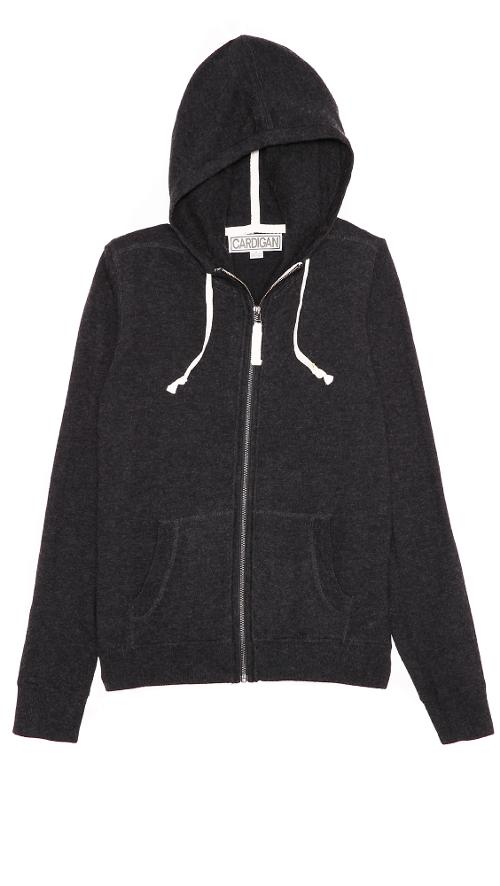 Alex Zip Up Hoodie by Cardigan in Ride Along