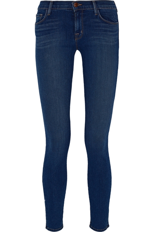 811 Mid-rise Skinny Jeans by J Brand in Empire - Season 2 Episode 1