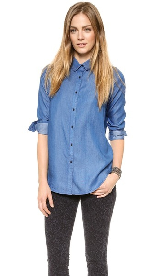 The Clean Shirt by AYR in The Longest Ride