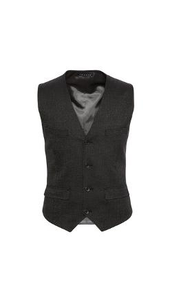 Chestir Wolcott Waistcoat by Theory in Get On Up
