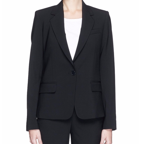 Gabe N Single Button Wool Blazer by Theory in House of Cards - Season 4 Episode 9