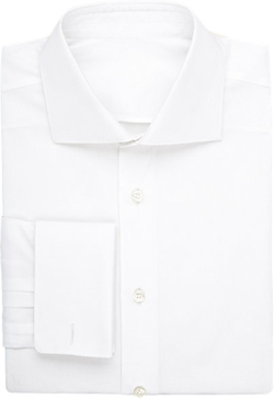 Pinpoint Oxford Cloth Dress Shirt by Uman in Demolition