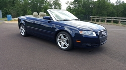 2007 A4 2.0T Quattro Cabriolet Convertible by Audi  in XOXO