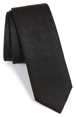 Textured Silk Tie by Hugo in Suits