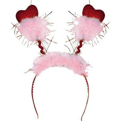 Valentine's Day Glitter Headbopper by Party America in Valentine's Day